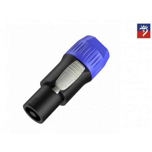 Wtyk SPEAKON RP031 głośnikowy 4 PIN