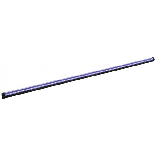 EUROLITE UV-Bar Complete Fixture 96LED 120cm classic slim