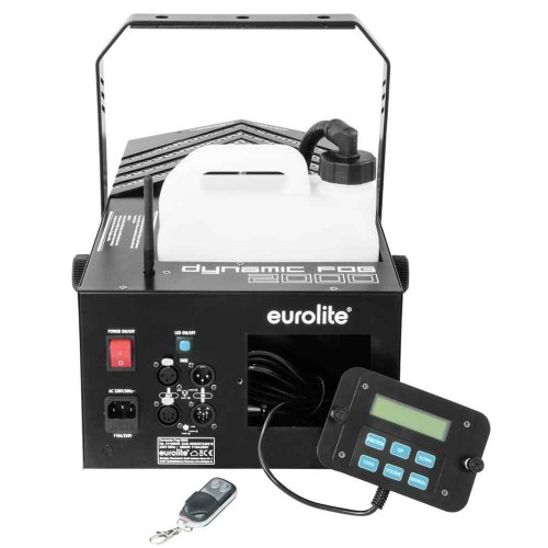 EUROLITE Dynamic Fog 2000 Fog Machine