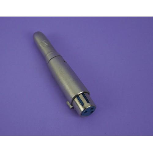 Adapter XLR(F)/Jack(F) mono