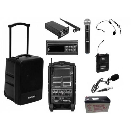 MOM-10BT4 Modular Wireless PA System