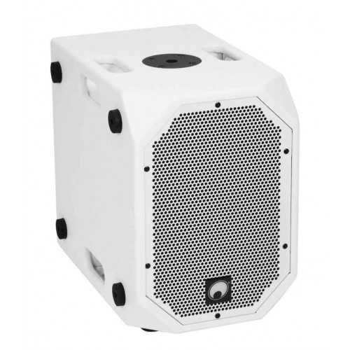 OMNITRONIC BOB-10A Subwoofer active white
