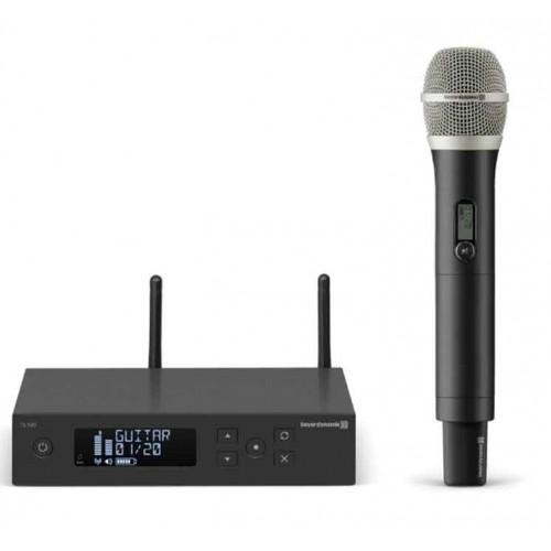 Beyerdynamic TG 550 zestaw bezprzewodowy z mikrofonem do ręki TG-V50