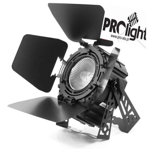 LED PAR 64 COB SHORT Mk2 250W 2x White  5x White: 2000, 3000, 4000, 5000, 9000 K - 18 200lm