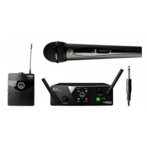 WMS-40 MINI 2 DUAL Vocal / Instrument Set
