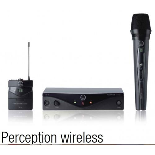 WMS-45 Vocal SET BAND A - system bezprzewodowy wokalowy AKG
