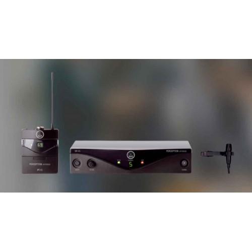WMS-45 Presenter SET BAND U2 - bezprzewodowy system z mikrofornem lavalier AKG