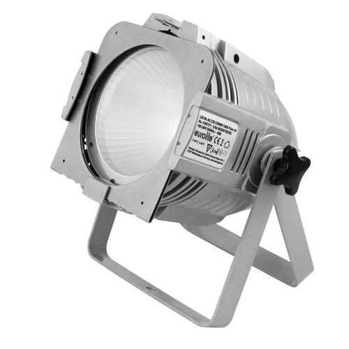 EUROLITE LED ML-56 COB 3200K 80W Floor silver