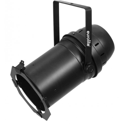 EUROLITE LED PAR-64 COB RGBW 120W Zoom bk
