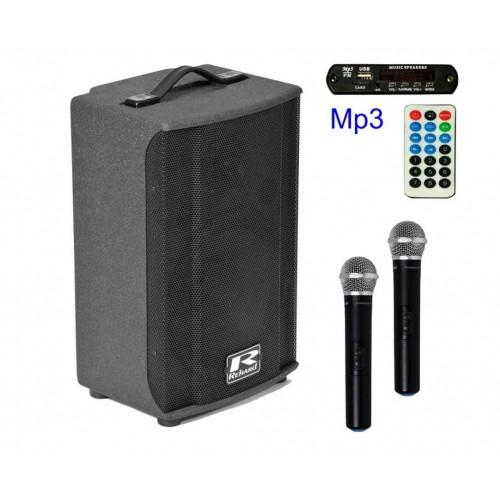 BSS-200 Akumulatorowy Box Electronics