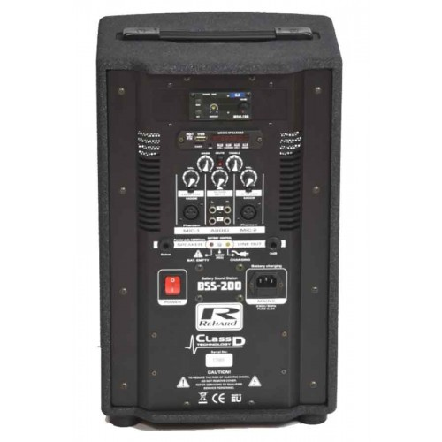 BSS-200 Akumulatorowy Box Electronics
