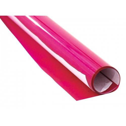 Folia bright pink 61x50cm