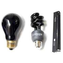 Świetlówki i żarówki UV