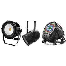 LED reflektory PAR