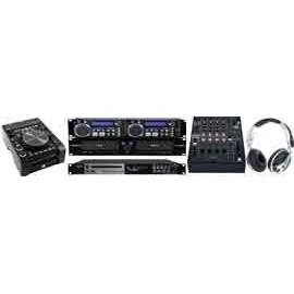 DJ i Odtwarzacze