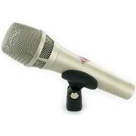 Mikrofony wokalne pojemnościowe