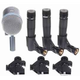 Mikrofony perkusyjne