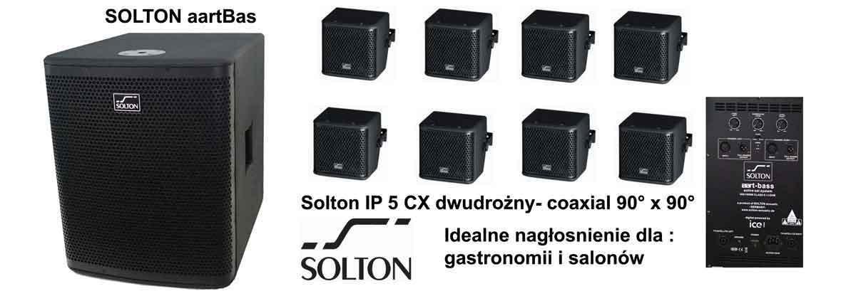 Solton IP 5 CX Nowość